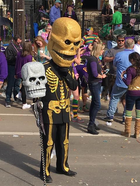 Please Mister Skeleton Man!