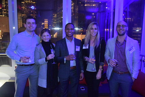 2017 - Pitt Is It in NYC Young Alumni Reception Gallery