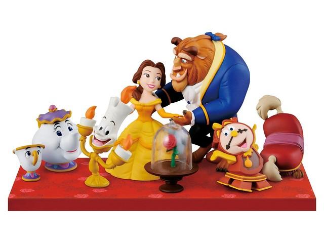 WCF《迪士尼故事》系列第八彈 「美女與野獸」真愛登場!story.07「美女と野獣」