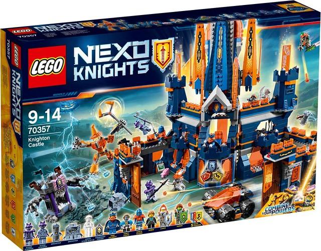 70357 Knighton Castle 1