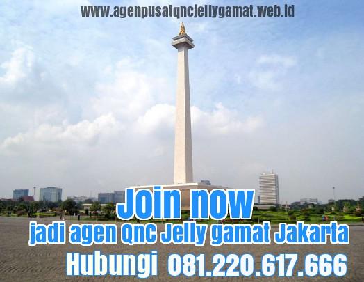 Agen Pusat QnC Jelly Gamat Jakarta