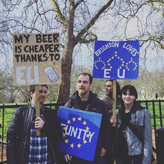 He's got a point #uniteforeurope