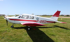 F-GIED Piper PA28-161 Cadet on 9 May 2013