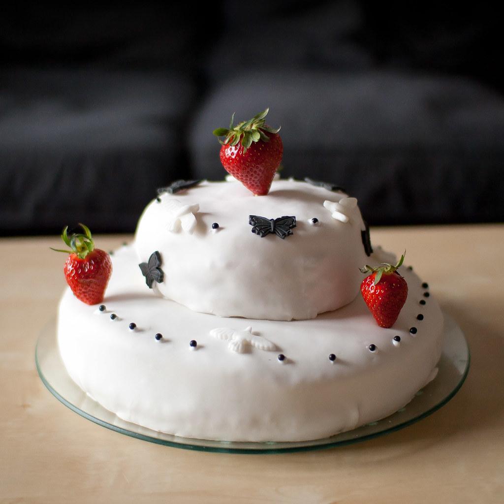 J'ai fait un gâteau