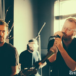 The National photographed by Chad Kamenshine
