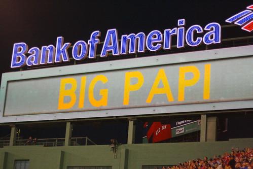 Goooooo Big Papi!