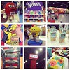 Scenes from a trade show about Candy