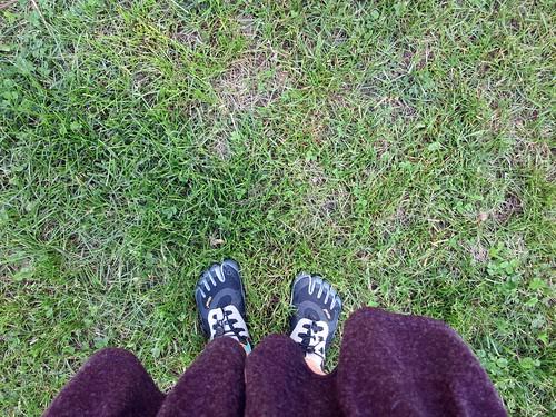 Vibrams in the Park