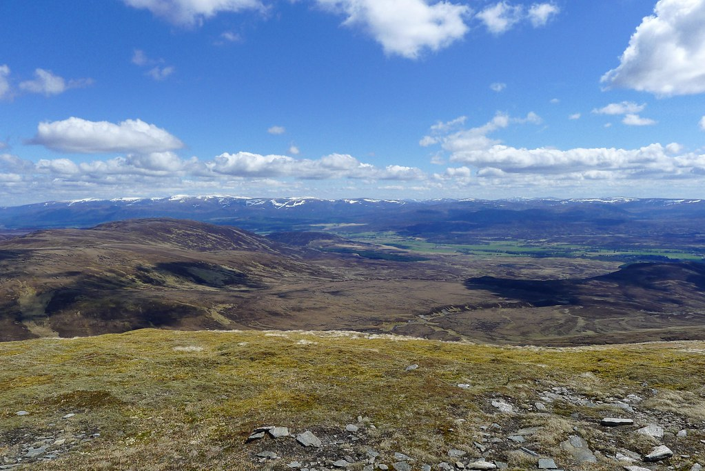 Cairngorms and Speyside