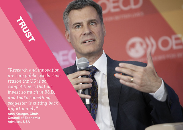 OECD Forum 2013 in Quotes