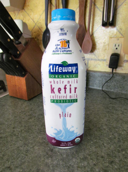 Whole Milk Kefir