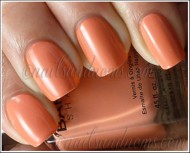 Barielle - Orange Parfait 1