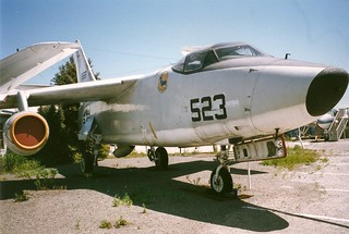Douglas KA-3B Skywarrior WAM, now Oakland Air Museum