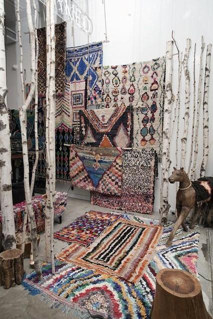 Design Trend: Boucherouite Rugs