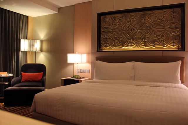 Room at Amari Watergate Hotel