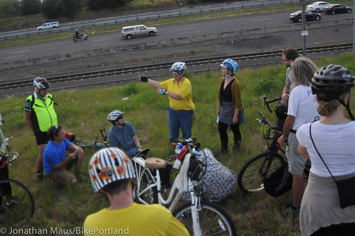 I-205 Path Ride - Pedalpalooza-5