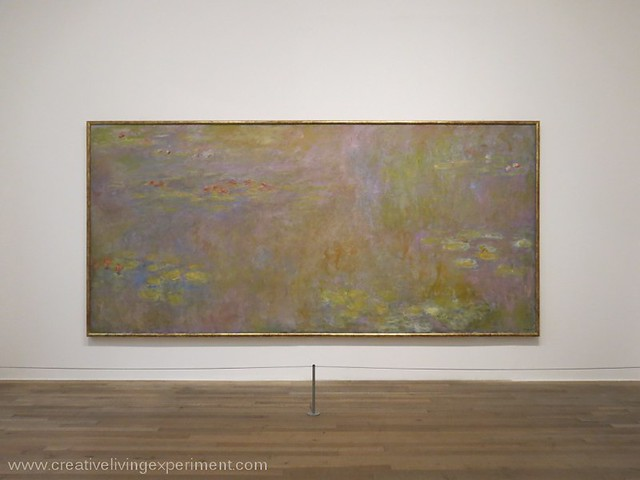Monet's Waterlilies, Tate Modern