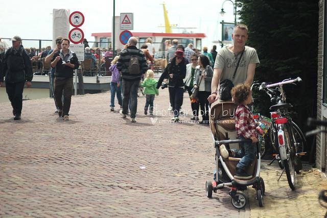 Djess in Volendam