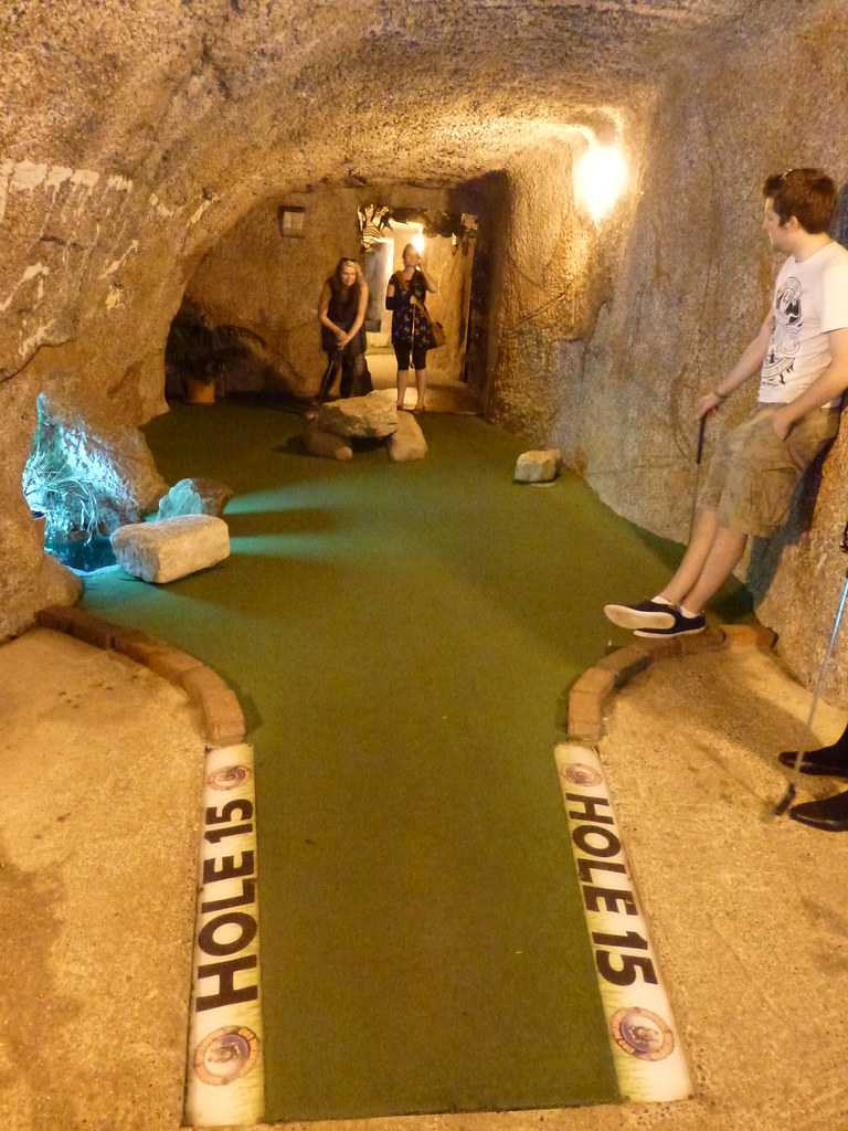 Jurassic Golf June 2013