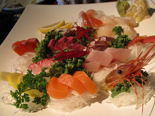 Deluxe Assorted Sashimi 2