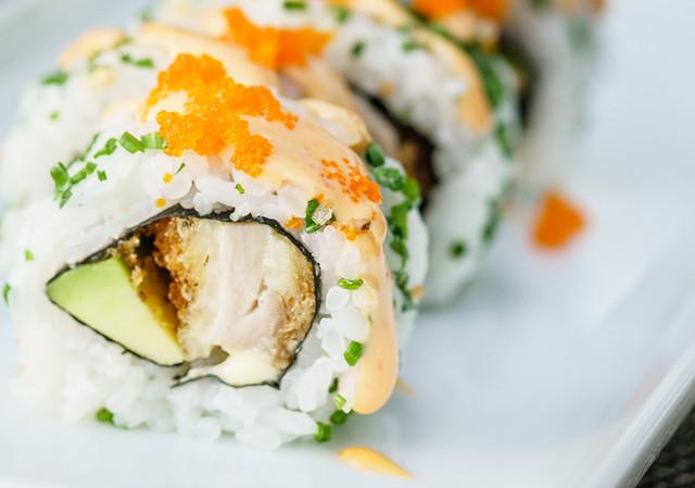 Dragon Roll - Sushi | Flickr - Photo Sharing!