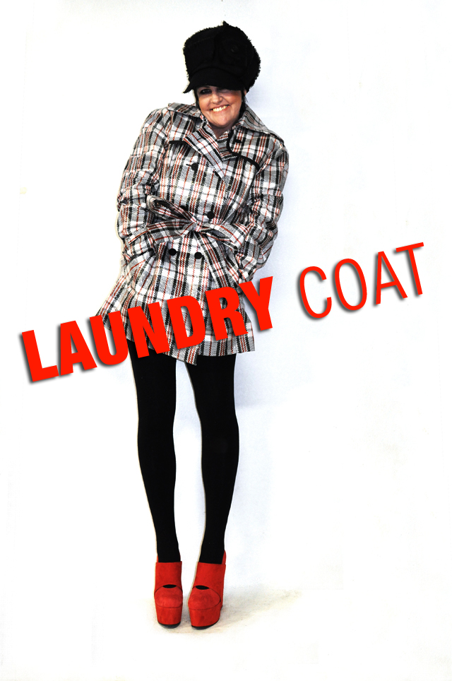 Kazzthespazz.com | Laundry Coat