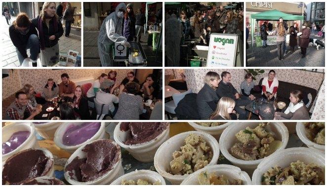 Verschiedene Bilder des Vebu Nürnberg von Stammtischen und Aktionen