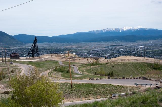 Butte - Crystal Park 2013