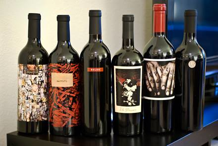 Orin Swift Wine by Pulehu FB