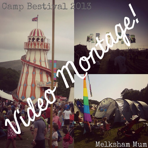 Camp Bestival 2013 Video Montage