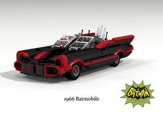 Classic 1966 Batmobile