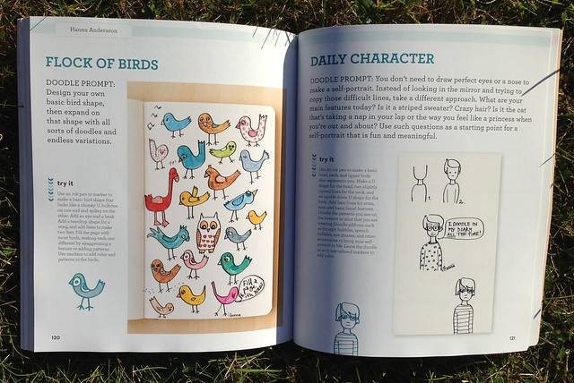 Craft-a-doodle: Flock of Birds
