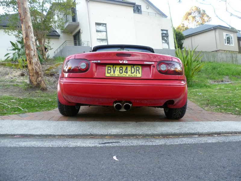 Hi From Syd Na Mx 5 V6 Daily And S13 Silvia Ls1 V8 Swap In Progress