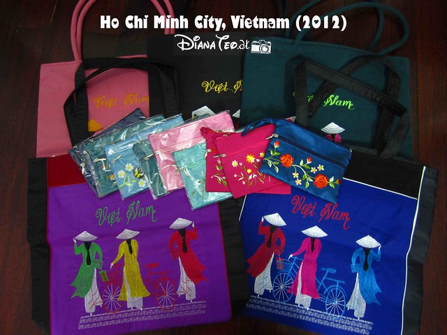 Ho Chi Minh City Haul 08