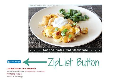 ZipList