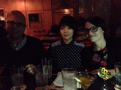 Jeremy, Aiko, Emily
