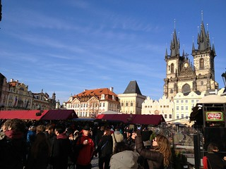 Prague - Old Square