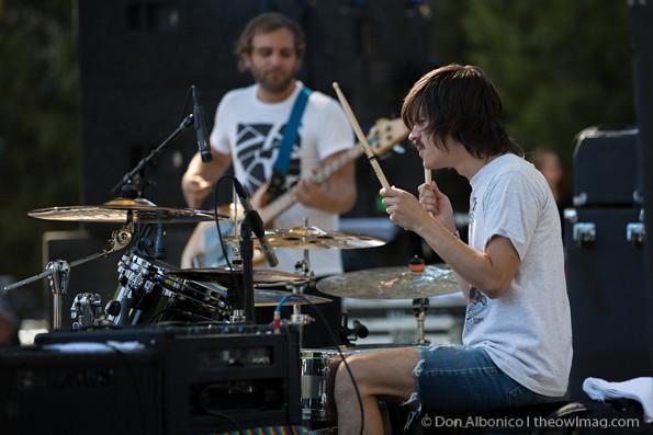 Tera Melds @ Launch Festival, Sacramento 09-07-2013