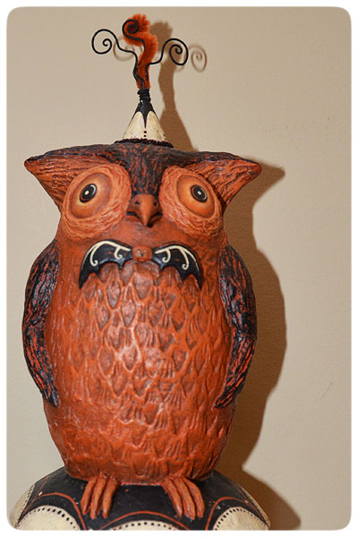 Kristen's-Photo-Collection-Perched-Owl