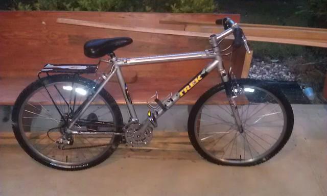 It S Been A Great Week Trek Zx6000 Rat Rod Bikes