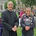 The Dean of St. Paul's and a campaigner