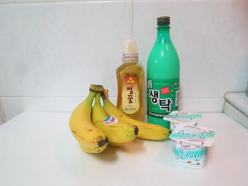 Banana Makeolli