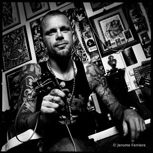 Neil - Tattooist