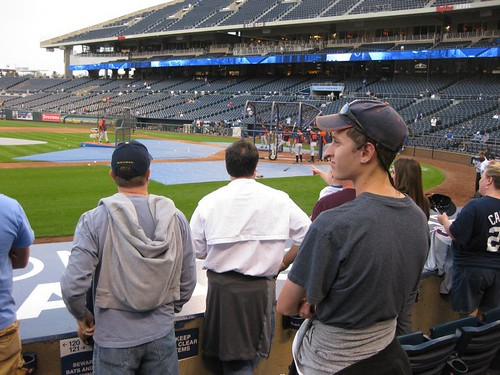 Scouting baseball