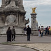 People at pont Alexandre III Paris by Roubinoff 2013_