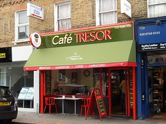 Picture of Cafe Tresor, 12 Selsdon Road