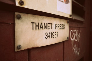 Thanet Press, Margate