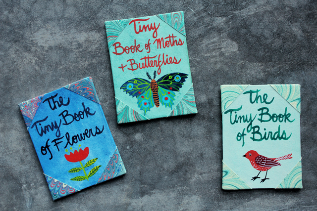 New Tiny Books