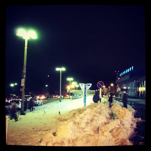Здравствуй #Мурманск!