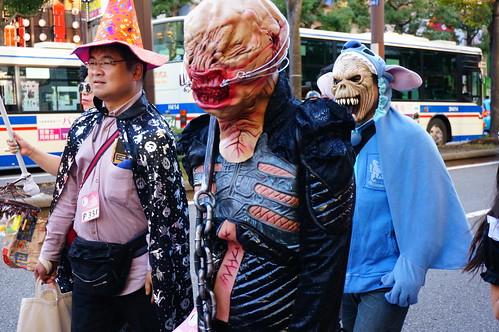 Kawasaki Halloween Parade 2013 108